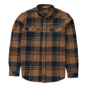 Billabong Wilshire Flannel - Camel