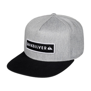 Quiksilver Simplay Hat - Athletic Grey