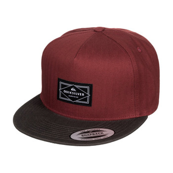 Quiksilver Chandler Hat - Quik Red