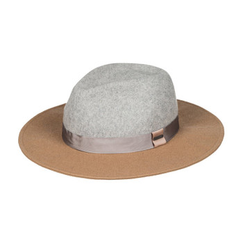 Roxy Wild Honey Felt Hat - Latte