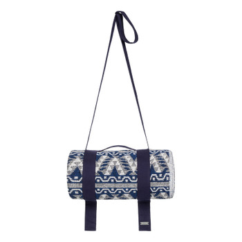 Roxy Escape Beach Blanket - True Navy