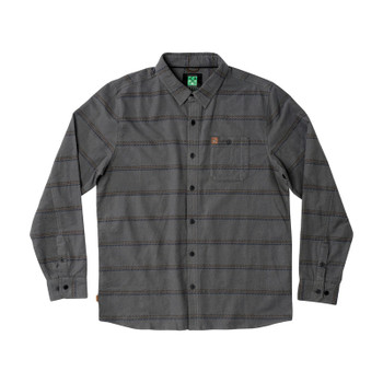 HippyTree Arroyo Flannel - Charcoal