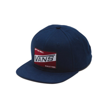 Vans Cole Snapback - Dress Blue