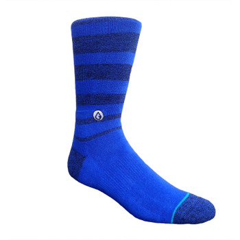 Moment Stance Collab Sock - Blue