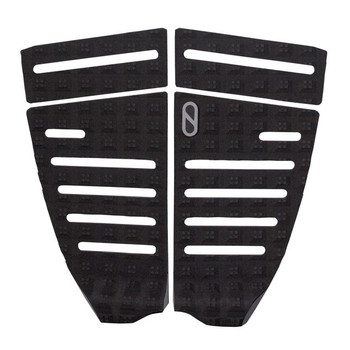 Slater Designs 4 Piece Flat Traction Pad - Black