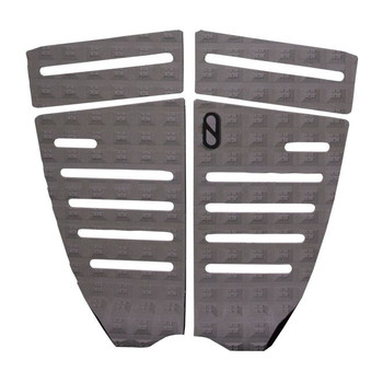 Slater Designs 4 Piece Flat Traction Pad - Grey
