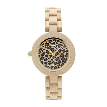 WeWood Pardus Watch - Beige