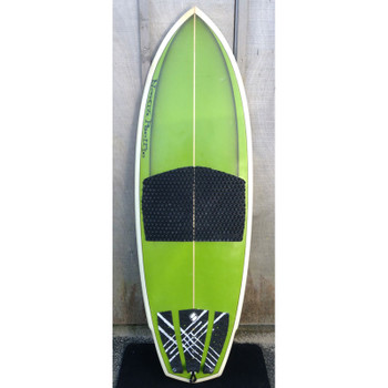 "Used North Pacific 5'8"" Surfboard"