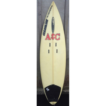 "Used McGill 5'8"" Tow Surfboard"