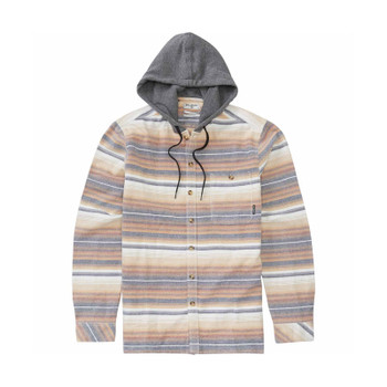 Billabong Baja Flannel - Red Clay