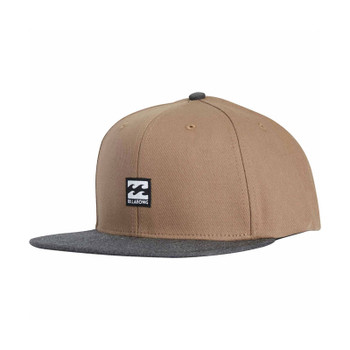 Billabong Primary Snapback Hat - Camel
