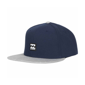 Billabong Primary Snapback Hat - Navy