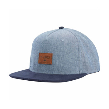 Billabong Oxford Snapback Hat - Navy