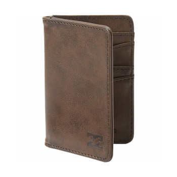 Billabong Bower Wallet - Chocolate