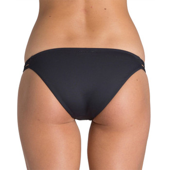 Billabong Sol Searcher Tropic Bikini Bottom - Black Sands - 5
