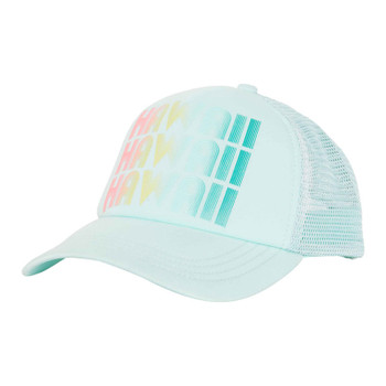 Billabong Across Waves Trucker Hat - Aloe