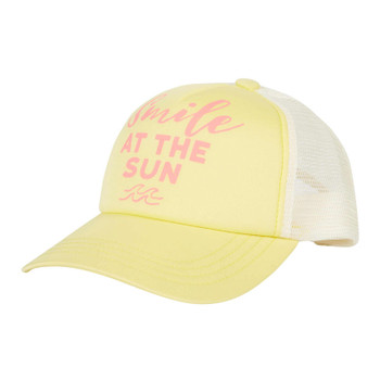 Billabong Across Waves Trucker Hat -Sunkissed