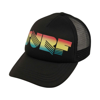 Billabong Across Waves Trucker Hat -Off Black