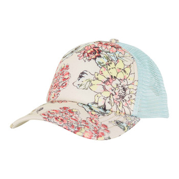 Billabong Heritage Mashup Trucker - Aloe