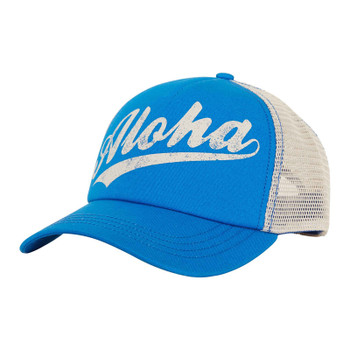 Billabong Aloha Forever Hat - Costa Blue