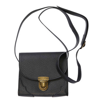 Billabong Tiger Eye Crossbody Bag - Off Black