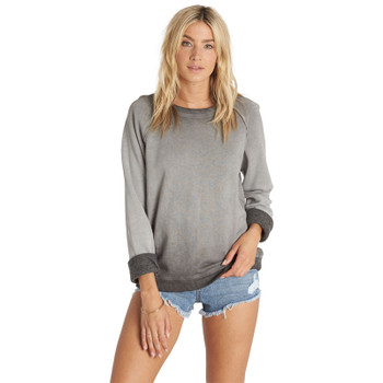 Billabong It's Alright Pullover - Off Black