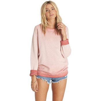 Billabong It's Alright Pullover - Rose Dust