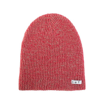 Neff Daily Heather Beanie - Red Twill