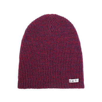 Neff Daily Heather Beanie - Blue / Red