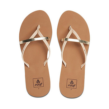 Reef Bliss Nights Wild Sandal - Cream