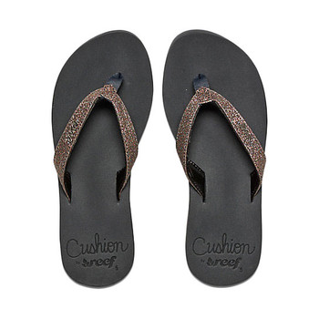Reef Star Cushion Sandal - Grey / Multi