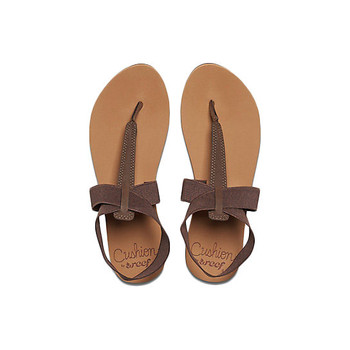 Reef Cushion Moon Sandal - Brown