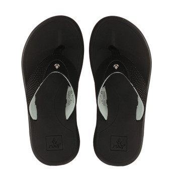 Reef Womens Rover Sandal - Black / Mint