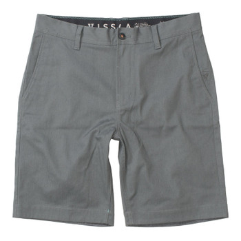 "Vissla Factory Chino 21"" Walkshort - Grey"