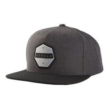 Vissla Barreled Hat - Black Heather