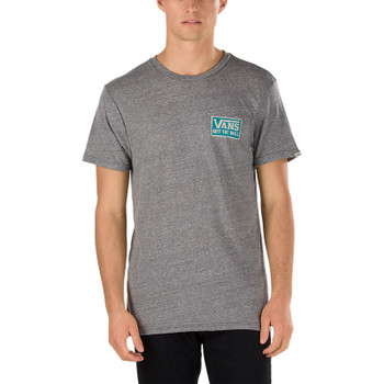 Vans Shaping Triblend T-Shirt - Heather Grey