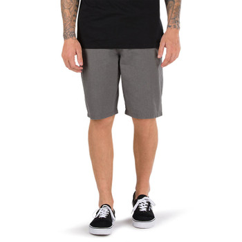 Vans Dewitt Short - Gravel Heather
