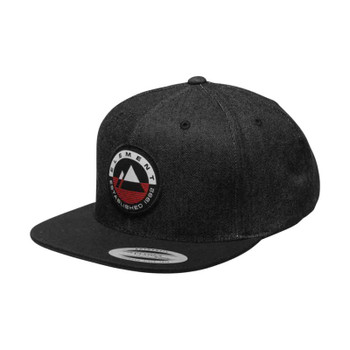 Element Crest Cap - Flint Black
