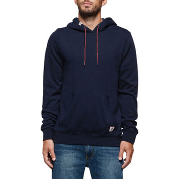 Element Cornell Overdye Pullover Hoodie - Navy