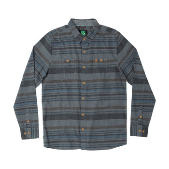HippyTree Menlo Flannel - Heather Grey