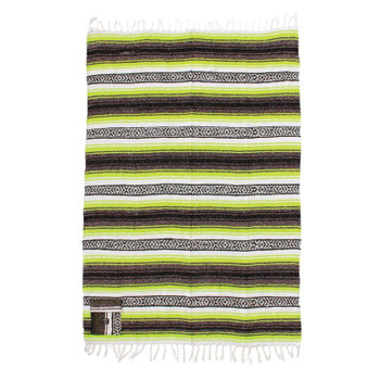 Captain Fin Sancho Blanket - Green