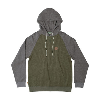 HippyTree Boulder Hoody - Heather Army
