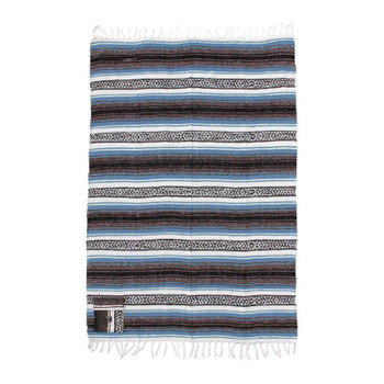 Captain Fin Sancho Blanket - Blue