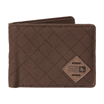 HippyTree Arcata Wallet - Brown