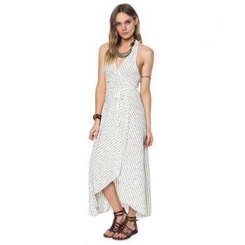 O'Neill Josephina Wrap Dress - White