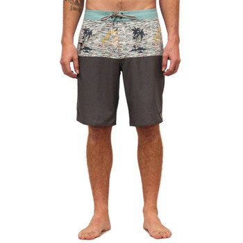 Captain Fin Wind Panel Boardshort - 2