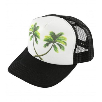 O'Neill Palm Street Hat - Black / White