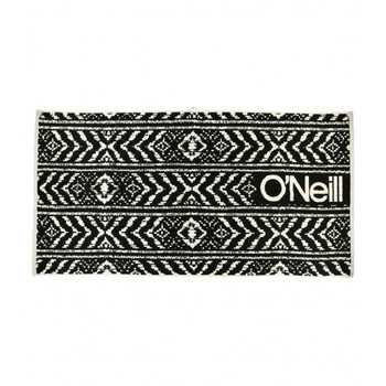 O'Neill Aztec Beach Towel - Black / White
