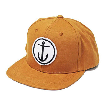 Captain Fin OG Anchor 6 Panel Hat