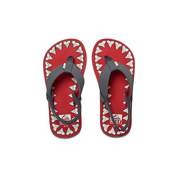 Reef Ahi Glow Sandal - Red Shark